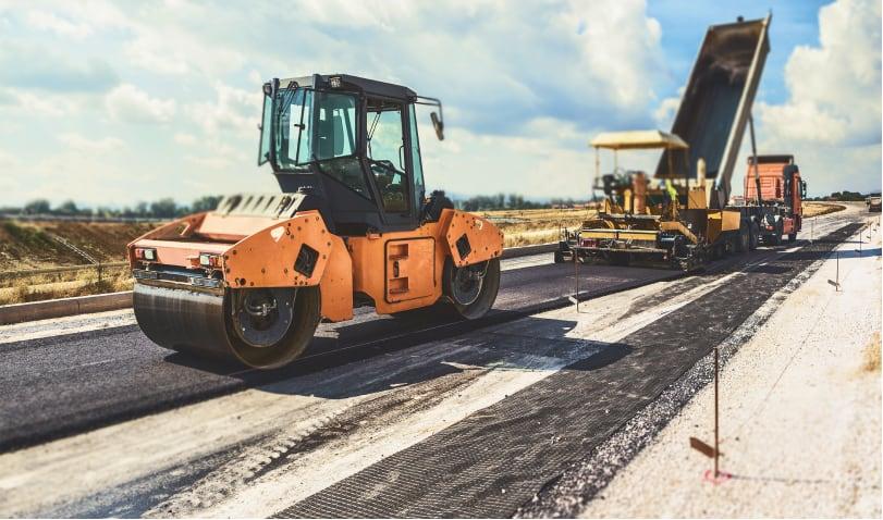 Maanteede ehitus ja remont